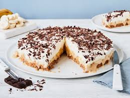 banoffee pie leckere karamell torte
