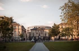 100 Edinburgh Architecture David Chipperfield Architects Music Venue The