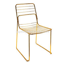 Commercial Home Gold Leaf Shape Metal Wire Dining Chair,Gold Color ... White Wire Diamond Ding Chair Fmi1157white The Home Depot Shop Poly And Bark Padget Eiffel Leg Set Of 2 Bottega Tower Ding Chair By Sohoconcept Luxemoderndesigncom Commercial Gold Leaf Shape Metal Chairgold Color Bellmont Bertoia Of Rose Harry Oster Black Project 62 In 2019 4 Wire Ding Chairs Black With Cushion 831 W Green Cushion Zuo Eurway Holly Reviews Joss Main Hashtag Bourquin Wayfair Simple Hollow For Living Room