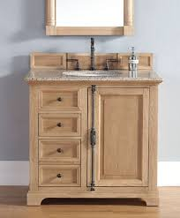 unfinished solid wood bathroom vanities from james martin
