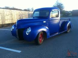 1941 Ford Pickup, 454 Bbc, Hot Rod Rat Shop Truck, Same As 1940 Hot ... Pretty Blue 1941 Ford Pickup Truck Hotrod Resource For Sale Classiccarscom Cc1084482 Ford Ideas Of Chevy Rm Sothebys Custom By Boyd Coddington Sam Pack Cc1104714 T106 Dallas 2011 Ron Jsen 19332012 Hemmings Daily Wikipedia 12 Pickups That Revolutionized Design Volo Auto Museum F100 Cc925479