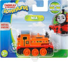 100 Big Truck Adventures 3 Thomas Friends FJP41 Nia World Adventure Amazoncomau