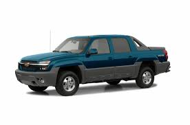 100 Trucks Under 5000 2002 Chevy Avalanche 2500 For Sale