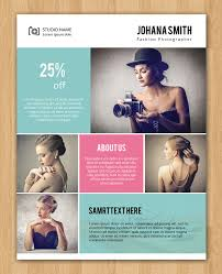 Photography Brochure Templates Template Flyer 41 Free Ideas
