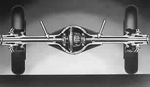100 Truck Axles How Car Work It Floats 1935 Chevrolet Auto