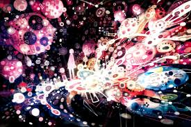 Nap Anime Girls Creative Wallpaper