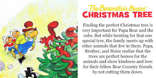 The Berenstain Bears Christmas Tree Book by Uncategorized The Berenstain Bears Blog