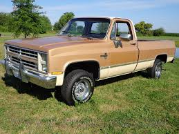1986 86 Chevrolet Chevy K10 1/2 Ton 4x4 Four Wheel Drive Regular Cab ...