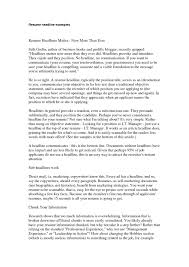 15 How To Write Sample Resume Headline | Resume And Template Resume Sample Non Profit New Headline Examples For For Administrative How To Write A With Digital Marketing Skills Kinalico Customer Service Headlines 10 Doubts About Grad Katela Assistant 2019 Guide 2018 Best Business Systems Analyst 73 Elegant Image Of Banking