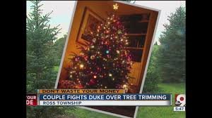 Kroger Christmas Trees 2015 by Couple Fights Duke Energy Over Tree Trimming Program Wcpo