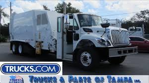 100 Trucks And Parts Of Tampa Tour 2008 International 7400 Bridgeport MSL 071613 YouTube