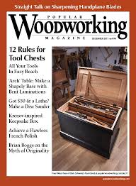 2011 issues of popular woodworking magazine