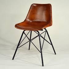industrial lederstuhl eins lederstühle stuhl retro stühle