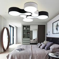 creative diy modern led ceiling lights for living room bedroom