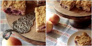ein kuchen für opa apfel kirsch streuselkuchen