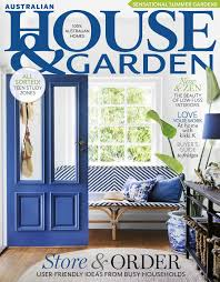 Home Decorating Magazines Australia by Australian House And Garden Magazine Subscription Magshop