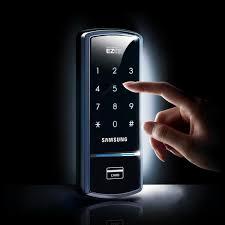 Samsung SHS 1321 NFC Enabled Door Lock – NFC Ring