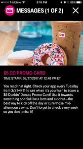 T-Mobile Tuesdays: $5 Dunkin Donuts Promo Card YMMV ... Wingster Coupons Athens Tn Cashnetusa Extension Discount Codes Harbor Freight Batteries Maverick Logan Paul Coupon Ralph Lauren Student Code Uk Gasbikenet Firefighter Discounts Universal Studios Orlando Do Tesco Staff Get On Mobile Ubereats Promo Payback Eingeben Personal Creations 20 Off Jake Paul Twitter Use Promo Code Alwaysplug To Get How Much Does Logan Make A Year On Youtube His Income Kamloops This Week April 10 2019 By Kamloopsthisweek Issuu Koovs June Coupon For Mlb Com Tire Central Houston Zoo Lights Groupon