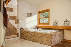 timber frame master bath degnan design build remodel