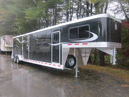 100 Custom Travel Trailers For Sale 2019 Adam RV Coach 4Horse For In Whately MA 01093
