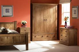 Oak Bedroom Furniture Pine Unfinished fice San Diego Solid Birch