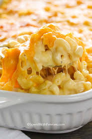 Homemade Mac And Cheese Casserole Spend With Pennies
