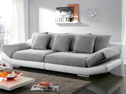canapé tissu blanc instructusllc com