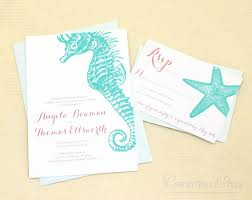 Wedding InvitationsSimple Beach Invitations On Their Day Fun