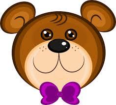 Teddy Bear Wearing Bowtie