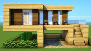 100 Modern Wooden House Design Minecraft How To Build A Starter Tutorial 20182019