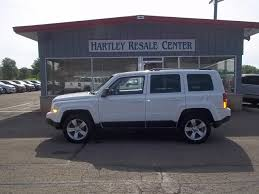 2014 Jeep Patriot Vehicles Under \$15,000 At Hartley Buick GMC Truck ...