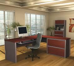 bestar connexion l shaped desk