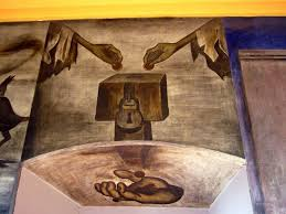 panoramio photo of la limosna mural de josé clemente orozco