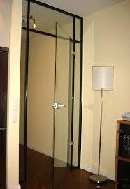 alpers glastüren reihenhaus eingangsflur glastür