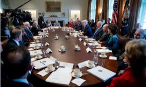 Cabinet Level Agencies Are Responsible To by Trump Budget Would Abolish 19 Agencies Cut Thousands Of Federal