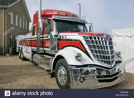 International Lonestar American Truck Stock Photo: 129686870 - Alamy