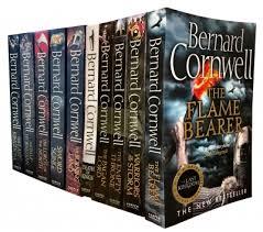 Bernard Cornwell The Last Kingdom Series 10 Books Collection Set By