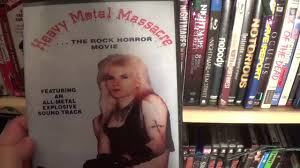 Wnuf Halloween Special Dvd by My Dvd Collection Shot On Horror Films Youtube