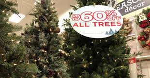 Michaels 60 Off Artificial Christmas Trees FREE Storage Bag