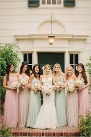 Best Spring Wedding Bridesmaid Dresses Images