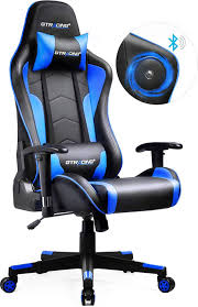 GTRACING Gaming Chair With Bluetooth Speakers Music Video Game Chair  Audio【Patented Design】 Heavy Duty Ergonomic Office Computer Desk Chair  GT890M ... Umi By Amazon Gaming Chair Office Desk With Footrest Computer Chairs Ergonomic Conference Executive Manager Work Pu Leather High Back Merax Racing Recling For Gamers Pc Racer Large Home And Fabric Design Adjustable Armrests Musso Camouflage Esports Gamer Adults Video Game Size Highback Von Racer Big Tall 400lb Memory Foam Chairadjustable Tilt Angle 3d Arms X Rocker 5125401 21 Wireless Bluetooth Audi Pedestal Blackred Review Ultigamechair Dowinx Style Recliner Massage Lumbar Support Armchair Esports Elecwish Widen Thicken Seat Retractable Gtracing Speakers Music Audiopanted Heavy Duty Gt890m Respawn900 In White Rsp900wht Respawn200 Performance Mesh Or Rsp200blu