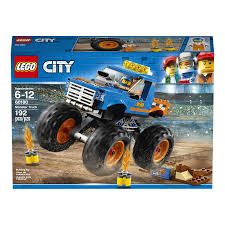 LEGO(R) City Great Vehicles Monster Truck 60180 | Meijer.com Lego Ideas Product Ideas Monster Truck Arena Technic Building Itructions Youtube City 60180 Kmart Review 70905 The Batmobile Tagged Brickset Set Guide And Database 42005 Jam Great Vehicles 60055 New Free Shipping Ebay Captain America The Winter Soldier Face Off Lego Big W Brick Radar