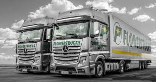 Truck Flower Trucks Finland Of Florence Italy U By Anika Mikkelson Miss Maps Logistics Company