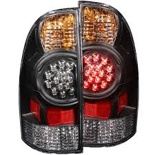 anzo usa toyota tacoma 05 15 l e d lights black