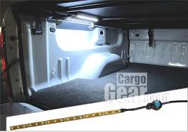 100 Truck Bed Door 12Volt LED Light For CargoGear