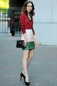 Lily Collins Street Style