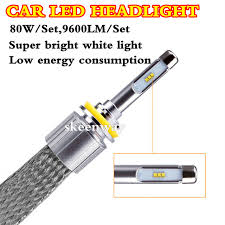 auto led headlight bulbs for philips chips replacement kit car