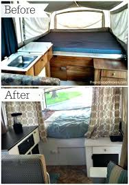 Trailer Renovation Ideas Update Your Travel Tent