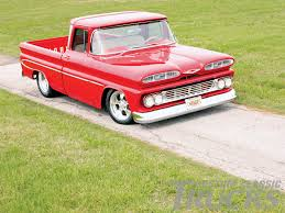 1960 Chevy Pickup Truck - Hot Rod Network 1960 Chevrolet Truck 60ch9493d Desert Valley Auto Parts Chevy Suburban Suv Apache 10 Fleetside Pickup C14 This Fibreathing C10 Rewrites The Book On Wicked Hot Dads Dream Came True Offenhauser Curbside Classic 1965 C60 Maybe Ipdent Front Chevrolet Apache Custom Youtube Presented As Lot F901 At Seattle Wa Gm Sales Brochure Who Sells Most Trucks In America Get Ready To Rumble 1950 Cars 3100 Panel 2 Chevys Trucks
