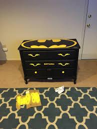 Big Lots Childrens Dressers by Old Dresser I Made Into Kids Batman Dresser First Diy Project
